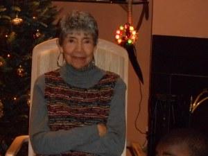 My Christmas 2012 age 96